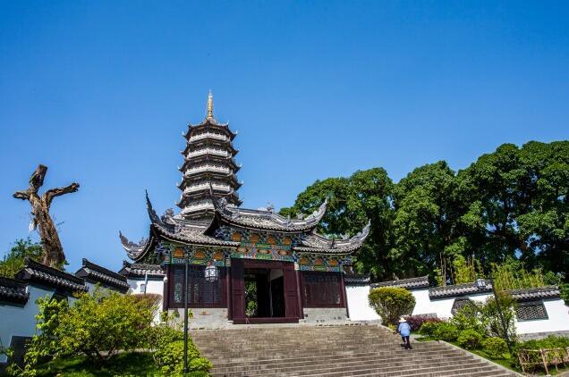 历史的沉淀——文峰塔